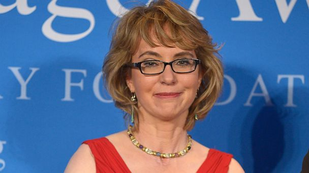 gty gabby gifford mi 130728 16x9 608 Gabby Giffords Tells Activists She Is Getting Better (and Doing Yoga, Too)