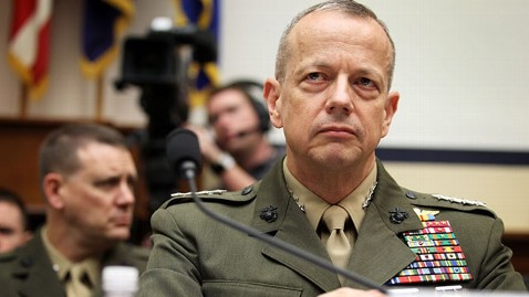 gty gen john allen nt 130122 wblog Gen. Allen, Top Commander in Afghanistan, Cleared of Wrongdoing With Socialite
