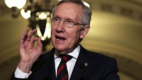 gty harry reid jef 130426 wblog The Note: Whats The Answer To The Sequester Question?