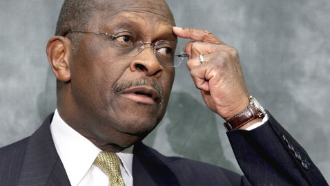 gty herman cain thg 111104 wblog Bachmann on Cain: Great on Personality, Bad on Governing