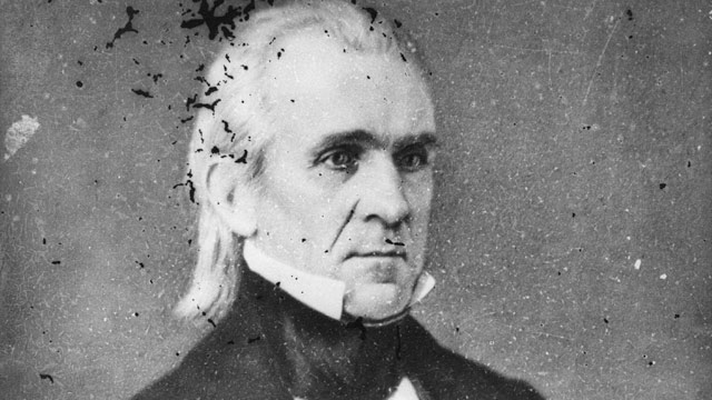 PHOTO: James Polk