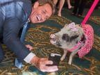 Congressman Faces Off With Pork