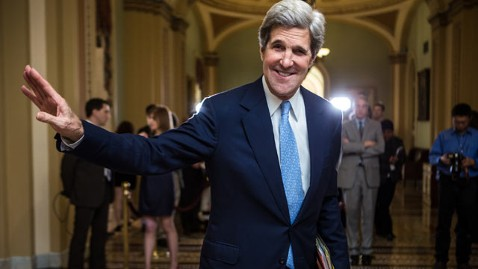 gty john kerry wy 121215 wblog John Kerry to Be Nominated to Be Secretary of State, Sources Say