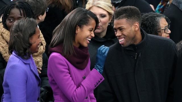Sasha Malia Obama Boyfriend | newhairstylesformen2014.com