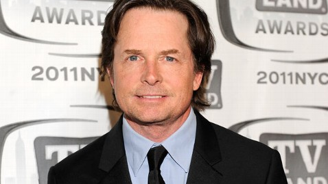 gty michael j fox thg 120330 wblog Michael J. Fox Drank to Deal with Parkinsons