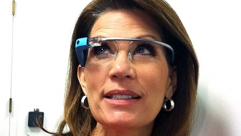 gty michele bachman nt 130515 wblog The GOP Sees the World Through Google Glass
