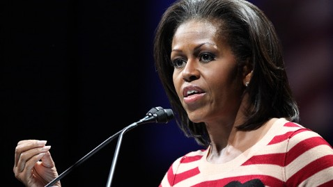 gty michelle obama wy 120417 wblog Michelle Obama Calls Trayvon Martin Death Tremendous Loss
