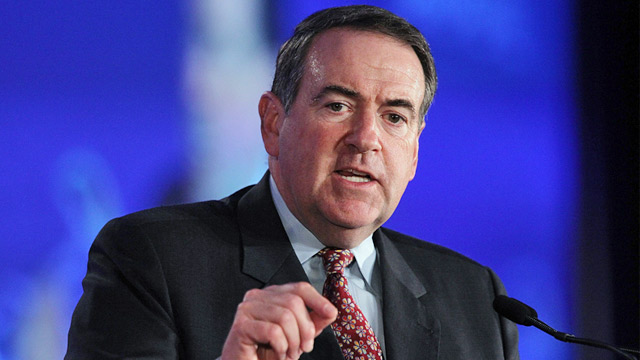PHOTO: Mike Huckabee