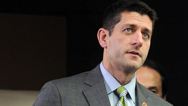 gty paul ryan kb 131022 16x9t 608 Paul Ryan Calls for HHS Chief to Step Down for Obamacare Rollout