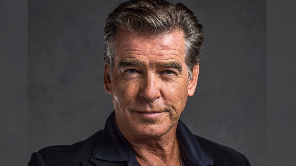 Pierce Brosnan 2017 Haircut Beard Eyes Weight