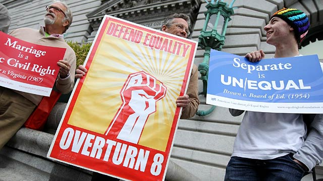 PHOTO: Prop 8 opponents
