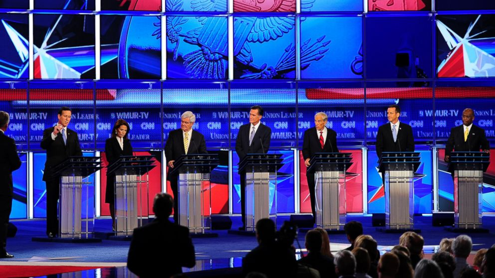 Republicans Slash Presidential Debate Schedule For 2016 - ABC News