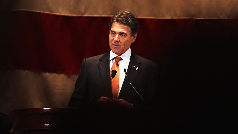 gty rick perry jt 111119 wblog Rick Perry Calls Himself Outsider in New Ad