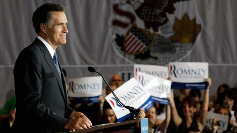 gty romney speech tk 120320 wblog Romney Says Americas Greatest Days Ahead After Illinois Primary Win