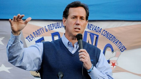 gty santorum tk 120201 wblog Rick Santorum Tells Sick Kid Market Should Set Drug Prices
