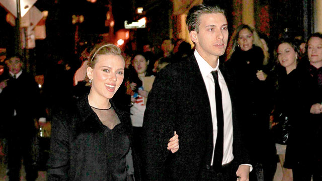 Scarjo, Scarlett Johansson, Hunter Johansson, Scarlett and Hunter