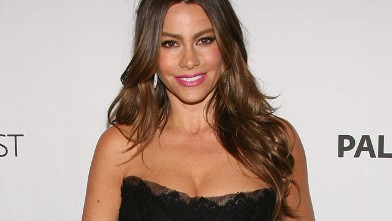 PHOTO: Actress Sofia Vergara attends The Paley Center for Media's PaleyFest 2012 honoring 'Modern Family' at Saban Theatre, March 14, 2012 in Beverly Hills, California.