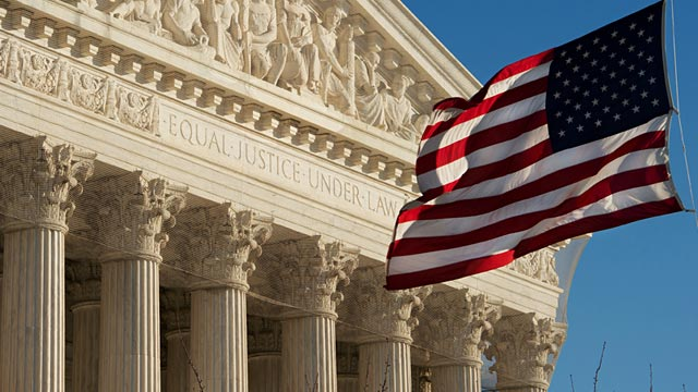 PHOTO: Supreme Court building