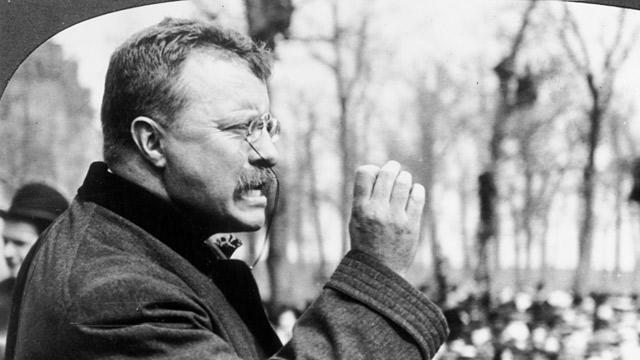 PHOTO: Teddy Roosevelt