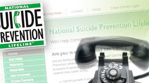 National Suicide Hotline Inundated By Economically Distressed