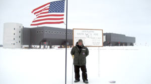 Scott Shackleton to South Pole