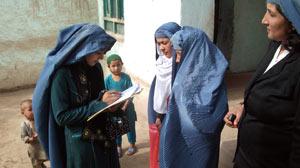 PHOTO Afghanistan Poll