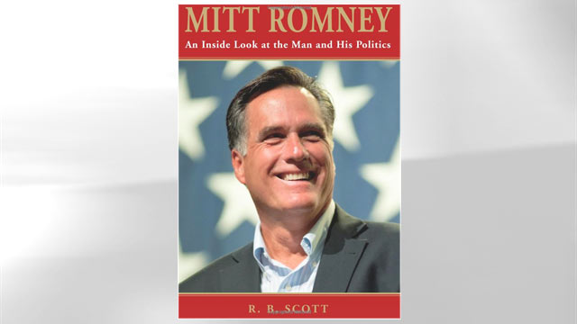 """PHOTO:The cover for """"Mitt Romney: An Inside Look at the Man and His Politics"""" is shown."""