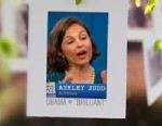 PHOTO: Ashley Judd is featured in this ad put out by American Crossroads, Feb. 6, 2013.