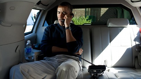 ht barack obama phone 120311 wblog Obama Responds to Shocking Afghan Civilian Deaths