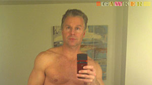 Photo: Rep. Chris Lee shirtless