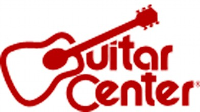PHOTO: Guitar Center Logo
