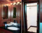 PHOTO: The personal bathroom used by the secretary of the Interior, renovated in 2007 under President George W. Bush, cost $220,000.