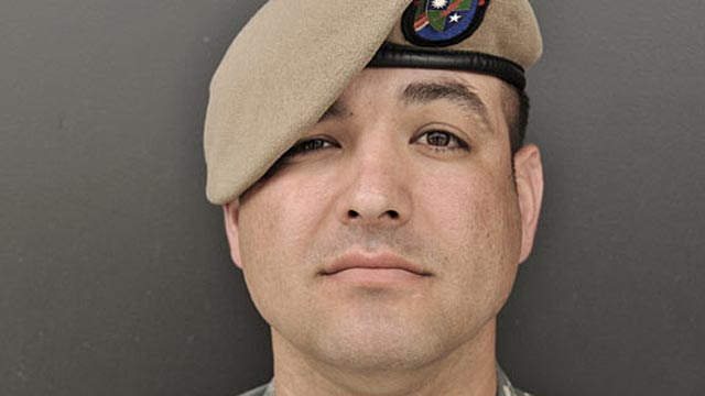 PHOTO: Sergeant First Class Leroy A. Petry
