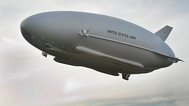 PHOTO: Long Endurance Multi-Intelligence Vehicle