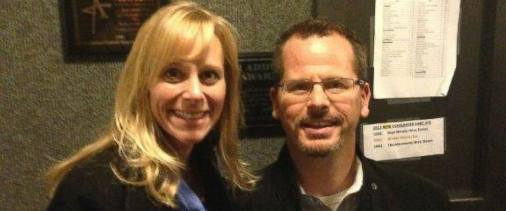 PHOTO: Cindy Gamrat and Todd Courser combined staffs and worked out of the same office.
