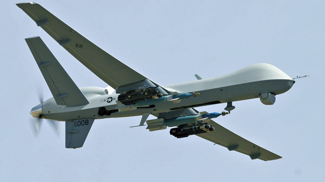 PHOTO: MQ-9 UAV