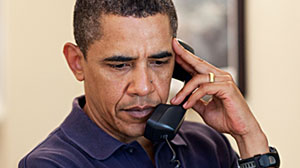 Photo: Obama Briefed on Security Breakdown Amid Criticism: Obama Summons Security Chiefs to Explain Christmas Day Breach.