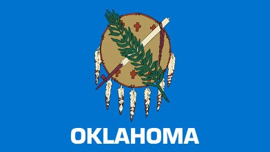 PHOTO: Oklahoma State Flag