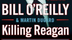 "PHOTO: The book jacket for Bill OReillys book, ""Killing Reagan."""