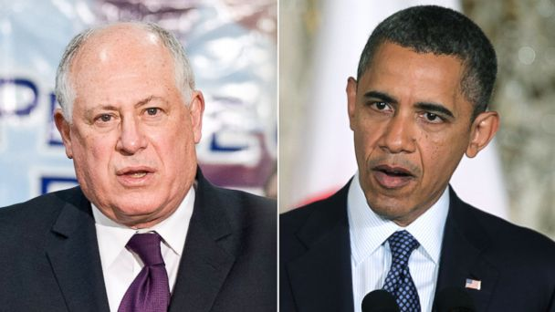 PHOTO: Illinois Gov. Pat Quinn attends the Rally To Raise State Minimum Wage, March 13, 2014, in Chicago. | President Barack Obama speaks during a news conference April 30, 2012 in Washington, DC.