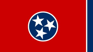 PHOTO: Tennessee State Flag