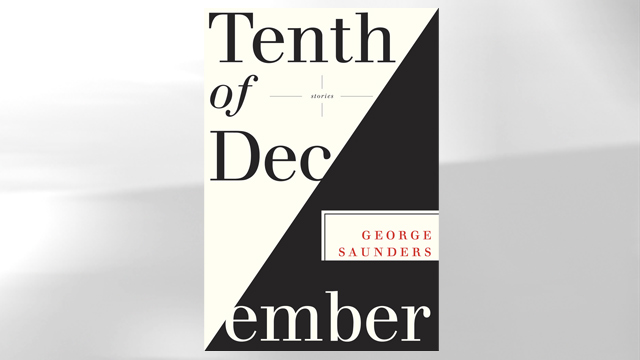 PHOTO: Tenth of December book cover