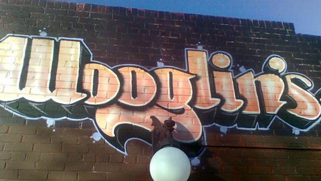 PHOTO: Wooglin's logo
