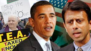 La Governor and Fellow Republicans Assail Obamas Economic Agenda As President Prepares for Mexico Trip