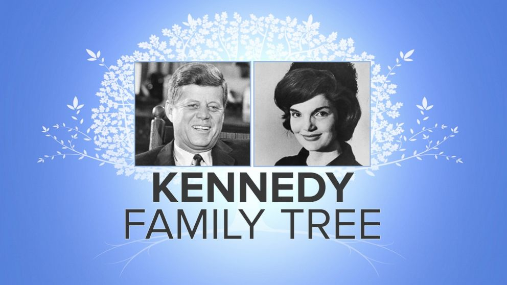 John F. Kennedy Family Tree Interactive