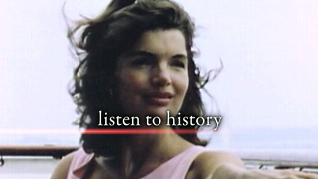 VIDEO: Diane Sawyer reports on the former first ladys never-before-heard interviews.