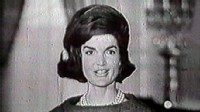 VIDEO: First lady opened the doors of America's home to the TV-viewing public in 1962.