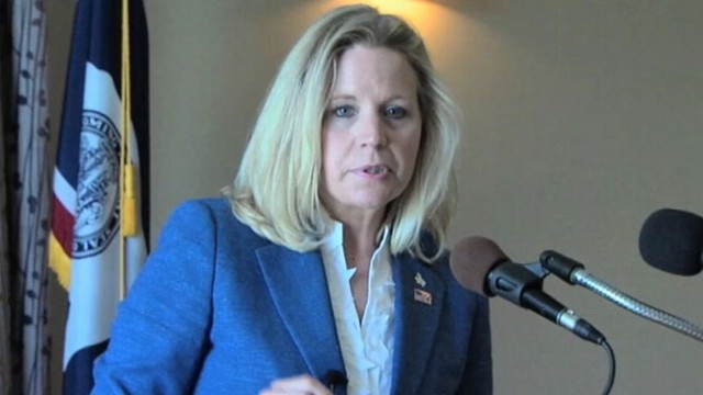 VIDEO: Former vice presidents daughter mounts Senate run, responds to GOP rival.