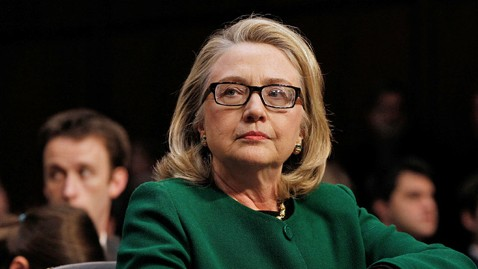 nc hillary clinton ll 130123 wblog Will The Ghosts Of Benghazi Haunt Hillary?