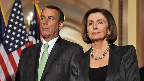nc john boehner nancy pelosi ll 130321 wblog Capitol Hills Coming Attractions